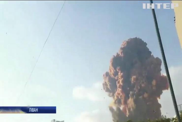 Потужний вибух у Бейруті: в радіусі кількох кілометрів вщент зруйновані будівлі