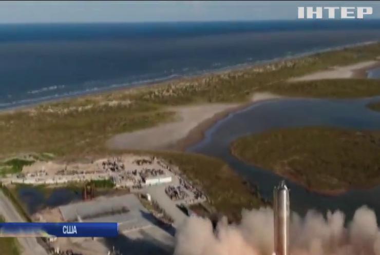 SpaceХ випробувала марсіанську ракету