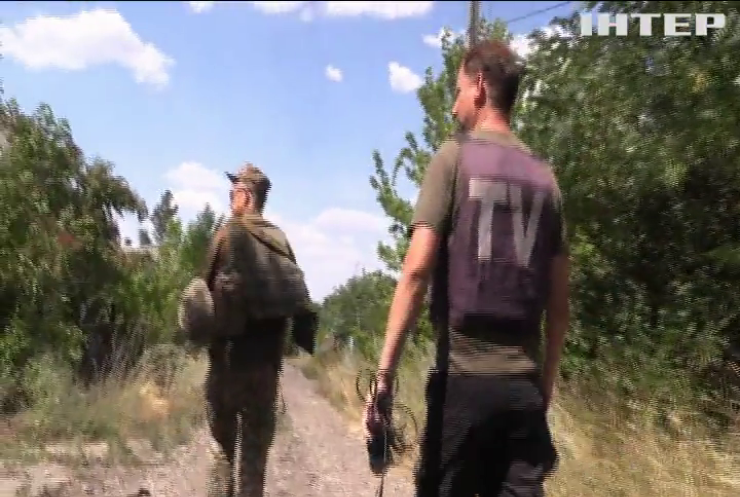 На Донбасі бойовики не припиняють збройних провокацій
