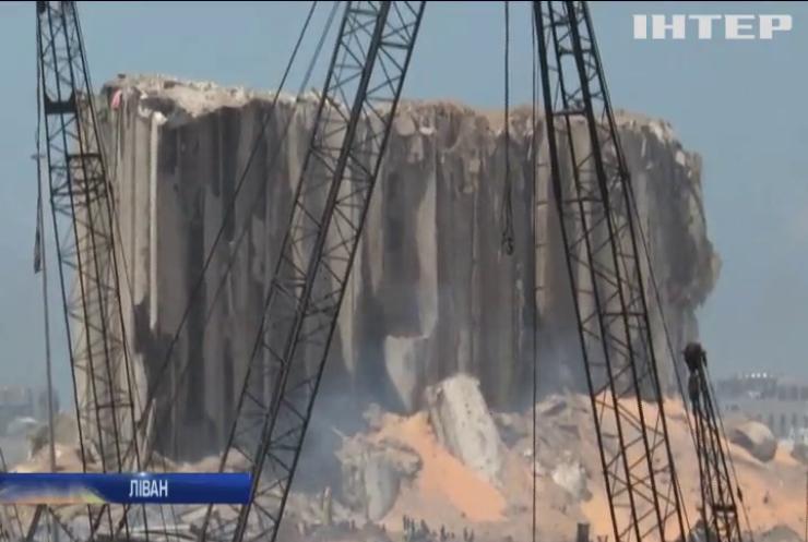 Бейрут попереджали про можливіть вибуху - голова митниці Лівану