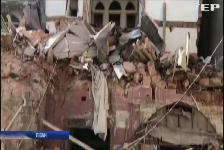 Вибух у Бейруті: кількість жертв зростає