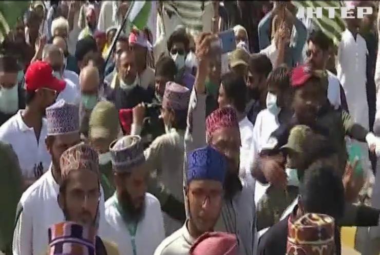 Теракт у Пакистані: під час мітингу загинули люди