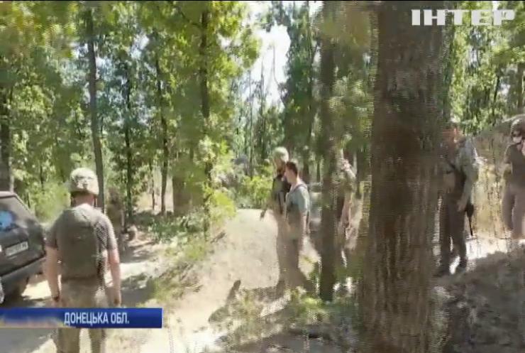 На сході України встановилося відносне затишшя
