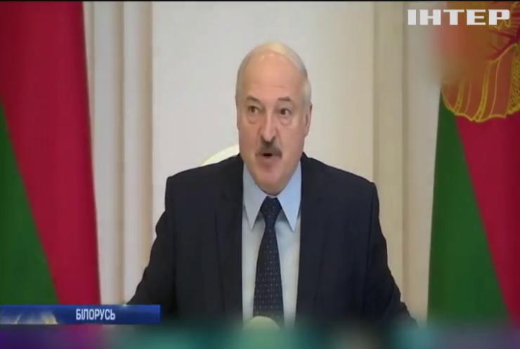 """Олександр Лукашенко пообіцяв вирішити проблему затриманих """"вагнерівців"""""""