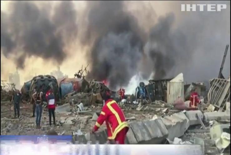 Десятки українців звернулися по допомогу у Бейруті