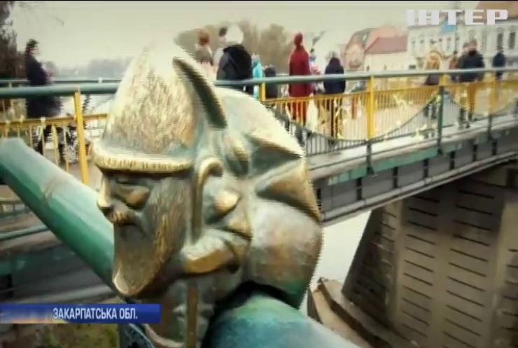 Які таємниці приховують старовинні замки Ужгороду