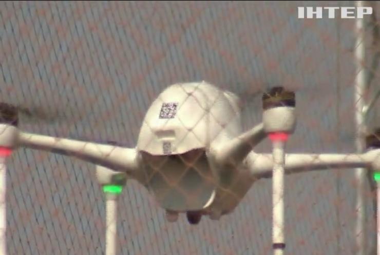 У Сингапурі дрони стежитимуть за дотриманням соціальної дистанції