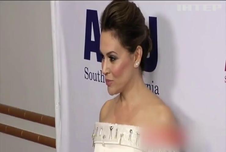 Голівудська акторка Аліса Мілано перехворіла на коронавірус