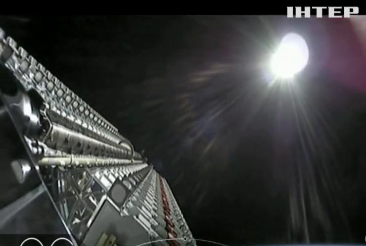 SpaceX вивела на орбіту землі нові інтернет-супутники системи Starlink