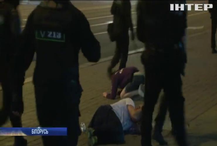 У Мінську на барикадах загинув мітингувальник