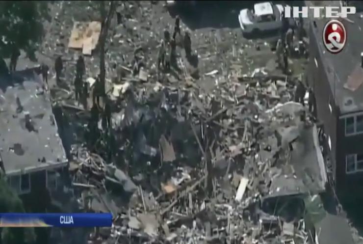 У США вибухом пошкодило житлові будинки