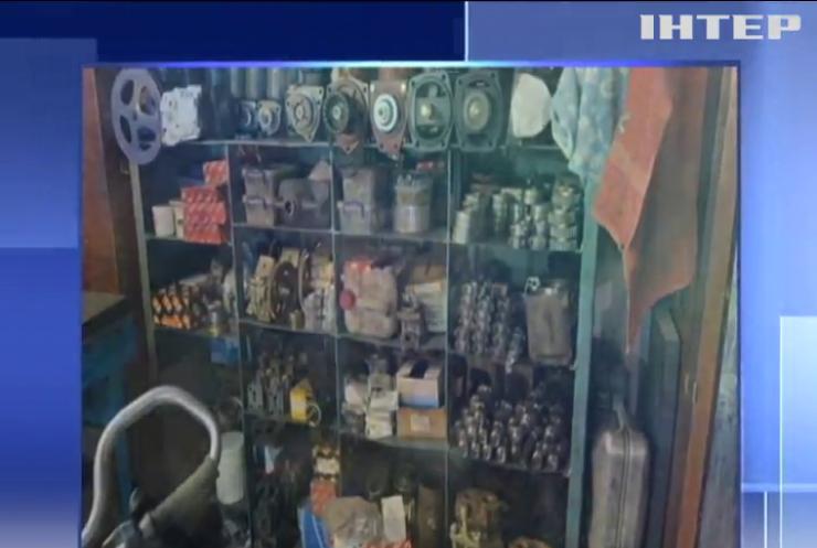 Контррозвідка СБУ затримала торговців комплектувальними для гелікоптерів