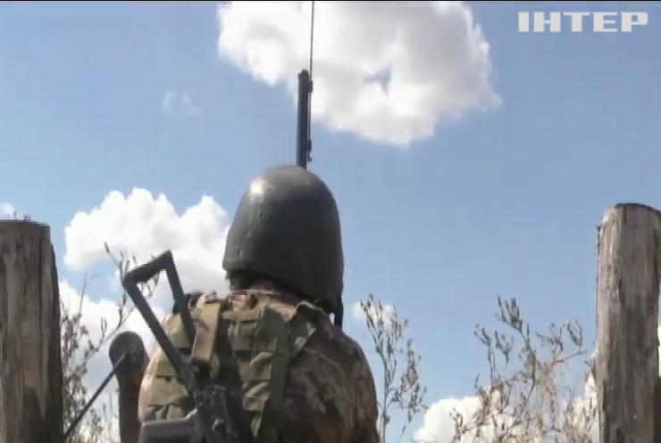 На Донбасі бойовики ігнорують режим перемир'я