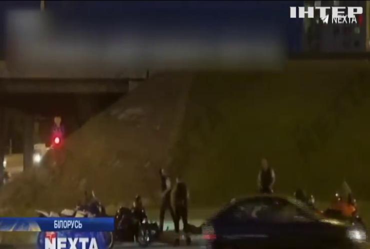 У Білорусі на акціях протесту затримали дев'ятьох українців