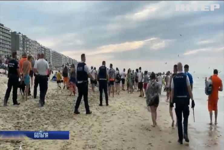 Попередження закінчилися: європейців активно штрафують за прогулянки без маски