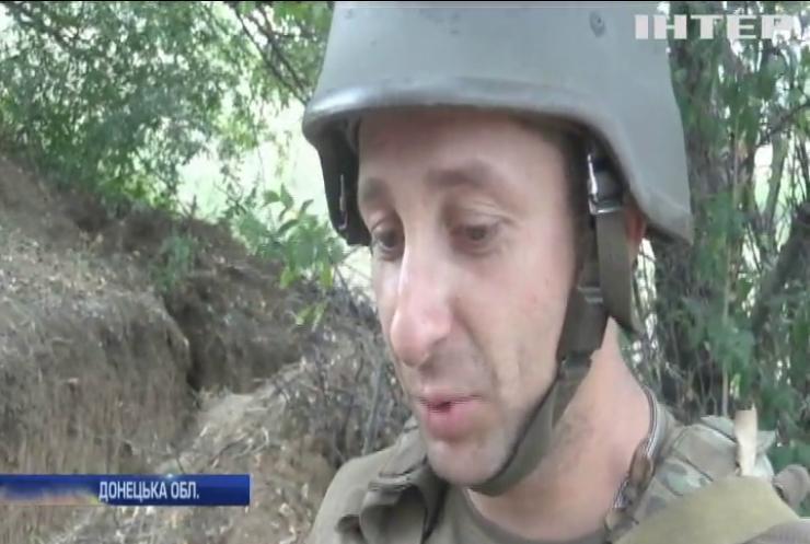Під Маріуполем військові фіксують порушення перемир'я
