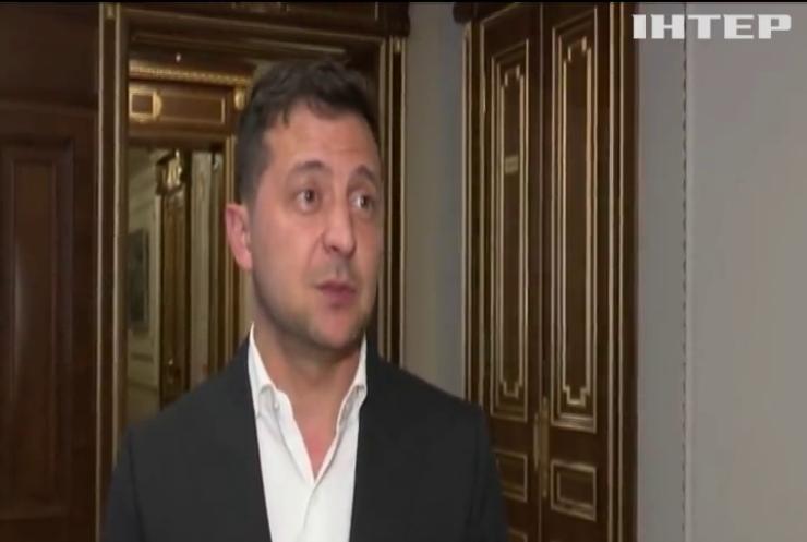 Володимир Зеленський вручив ключі від квартир постраждалим від вибуху на Позняках