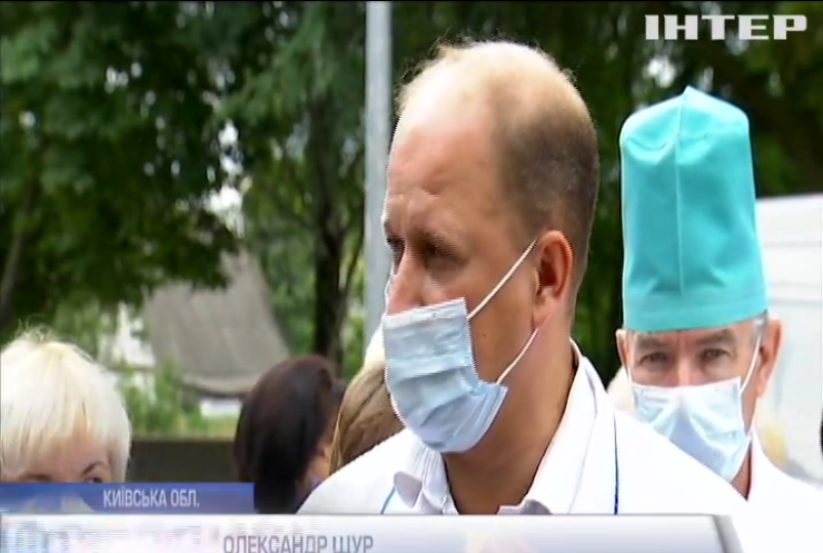 """""""Велике будівництво"""": у Бориспільській лікарні завершився перший етап реконструкції відділень"""