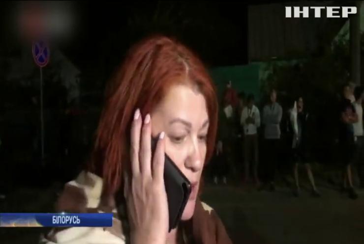 У Білорусі люди знову виходять на вулиці