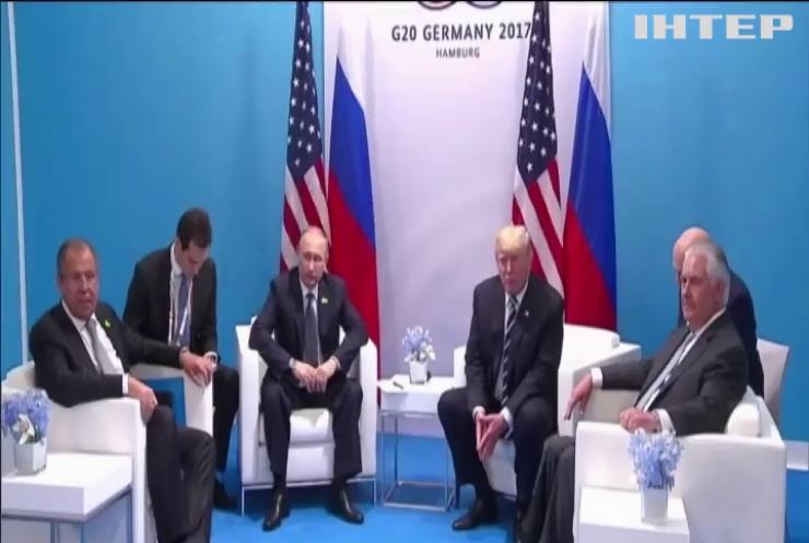 Дональд Трамп планує зустрітися з Путіним перед виборами