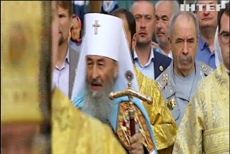 Вісник миру і приклад смирення: у Києво-Печерській лаврі відзначили шосту річницю з дня призначення митрополита Онуфрія предстоятелем УПЦ