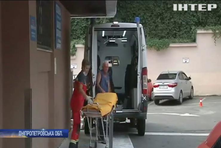 Лікарі стабілізували стан пораненого військовослужбовця ООС
