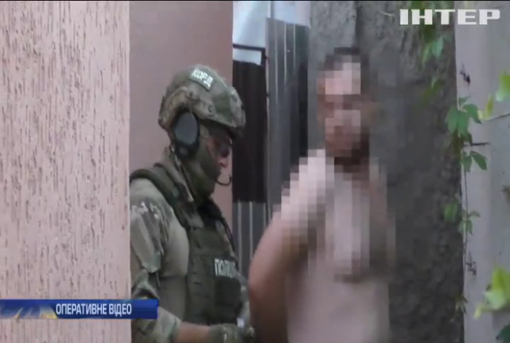 У Миколаєві затримали російських вербувальників