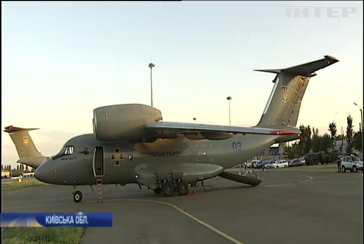 Україна відправила літак із гуманітарною допомогою до Лівану