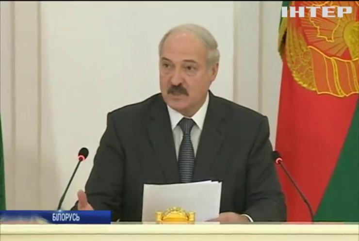 """Олександр Лукашенко призначив """"новий"""" уряд"""