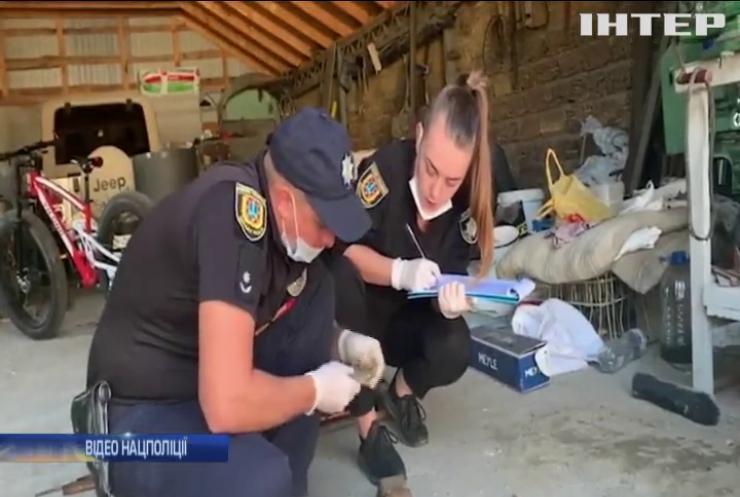Житель Одещини зберігав вдома арсенал зброї