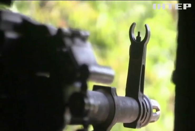 Бойовики порушили перемир'я на Донбасі