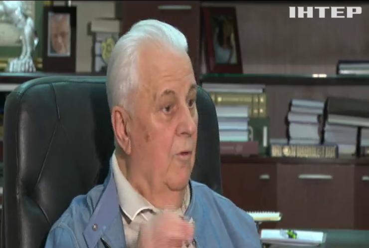 Леонід Кравчук розповів про умови Росії щодо місцевих виборів в Україні