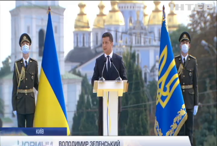 До Дня Незалежності Володимир Зеленський вручив державні нагороди видатним українцям