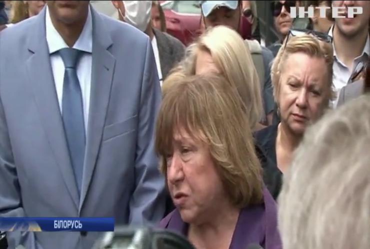 У Мінську на допит викликали чергову опозиціонерку