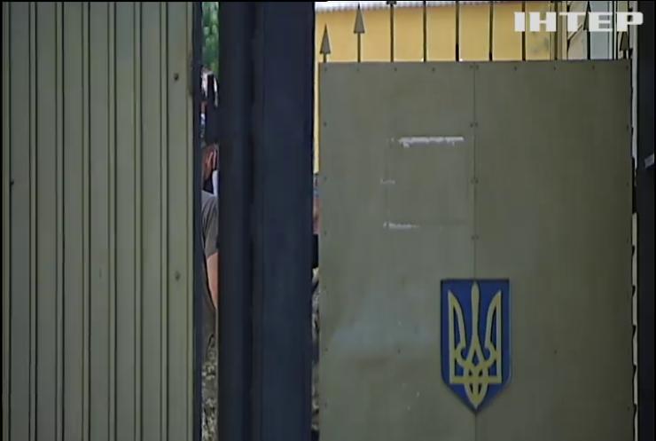 П'яний майор військово-медичної академії збив курсанток