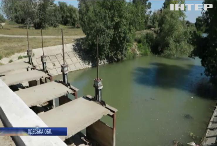 Катастрофічна посуха: як рятують екологічний стан районів на Одещині