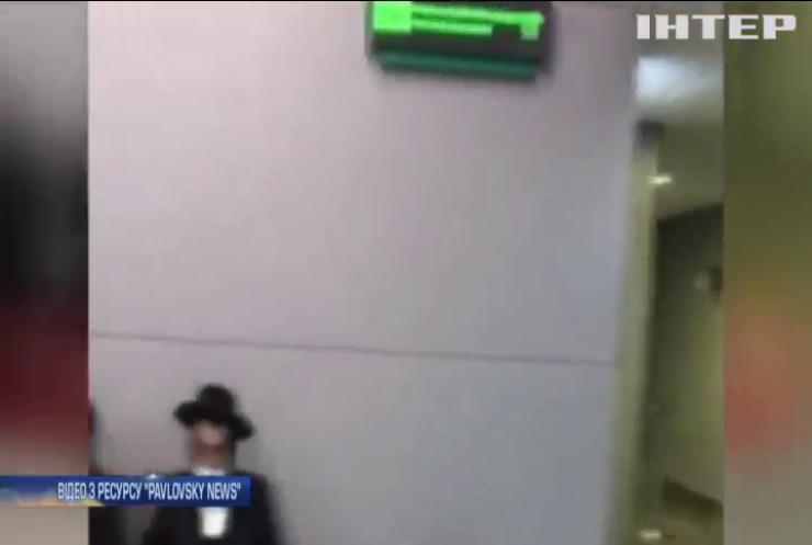 В українських аеропортах застрягли сотні паломників-хасидів