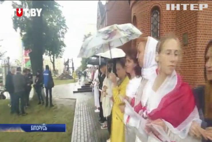 У Білорусі з новою силою спалахнули масові протести