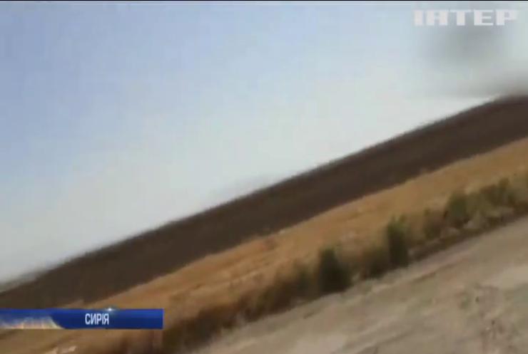 Пентагон звинуватив росіян у навмисній провокації в Сирії