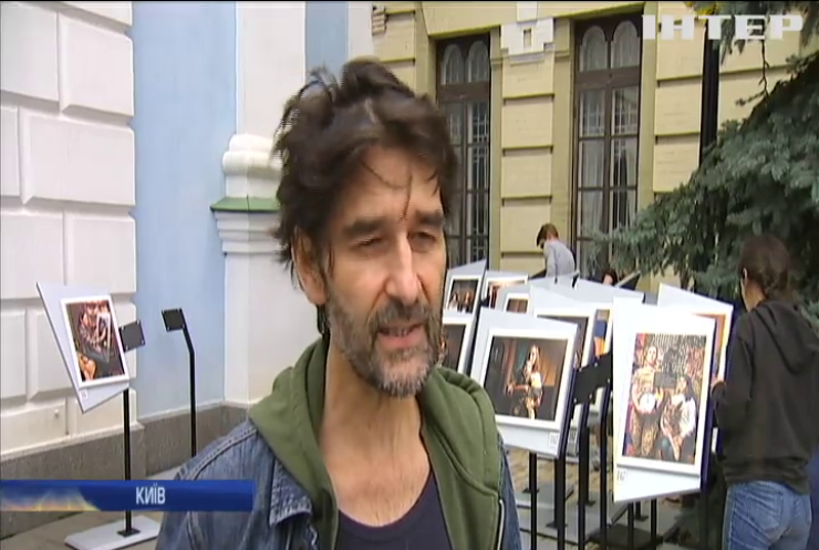 У Києві відкривають унікальну фотовиставку, присвячену Дню пам'яті захисників України