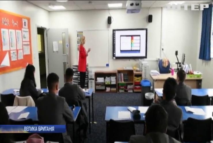 Уроки пандемії: європейські школярі навчатимуться за новими правилами