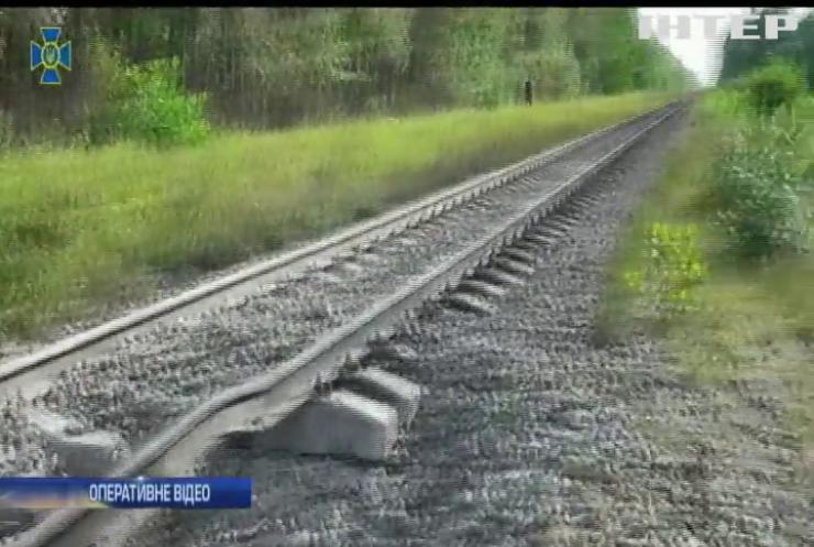 На Житомирщині стався вибух на залізниці