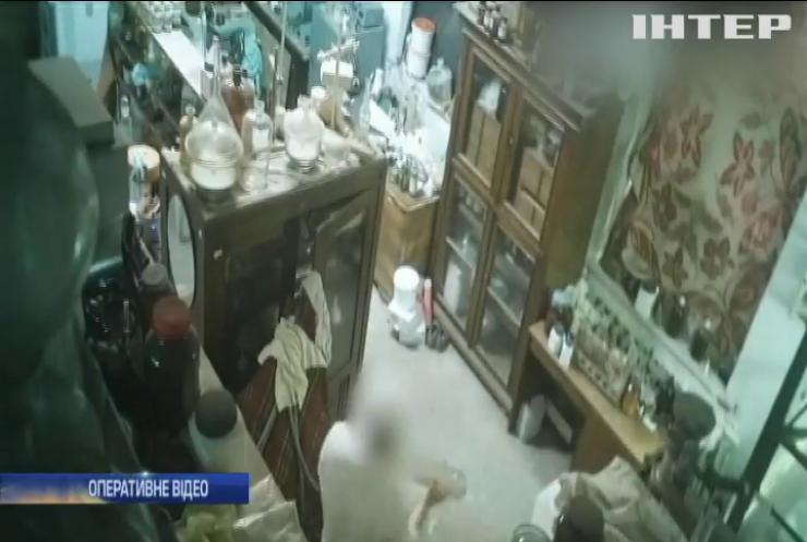 В одному з вишів Львова викрили нелегальну нарколабораторію