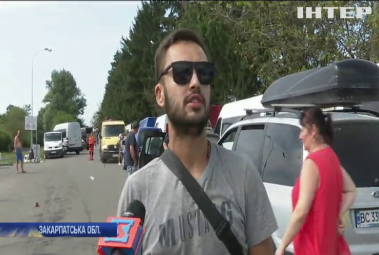 Угорщина і Словаччина змінили правила перетину кордону