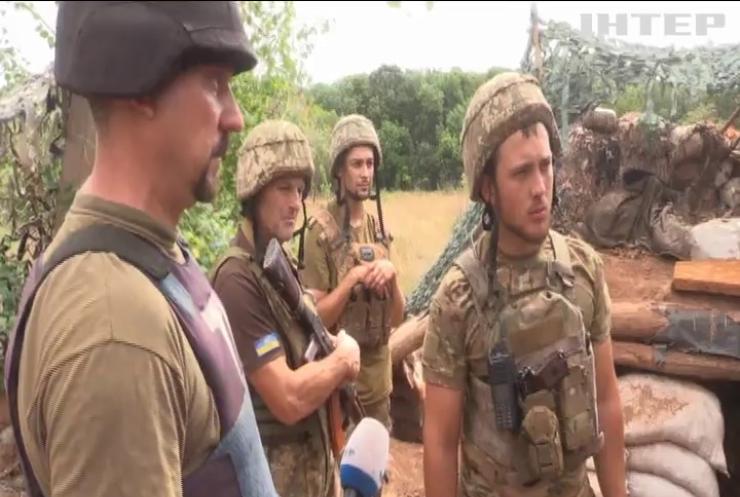 Бойовики на Донбасі продовжують свідомо ігнорувати режим припинення вогню