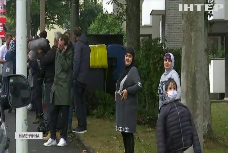 У Німеччині жінка вбила власних дітей та кинулася під потяг