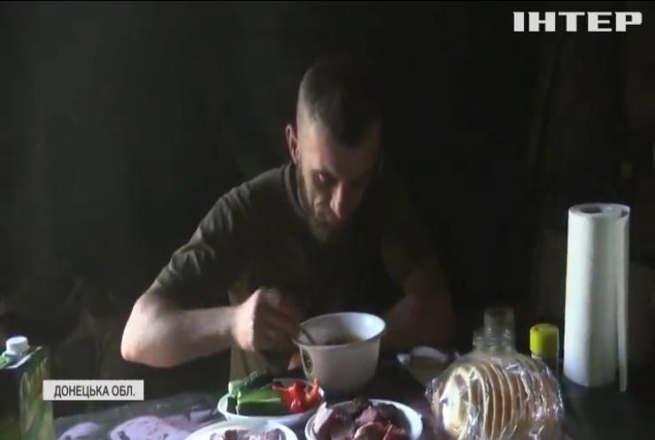 Професія - кухар: війна та побут на передовій