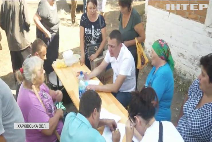 На Харківщині рахують збитки від масштабних лісових пожеж