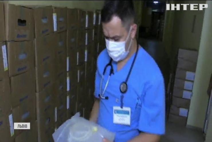 Чому держава не надала медикам Львова спецрозчинів для діалізу дітям