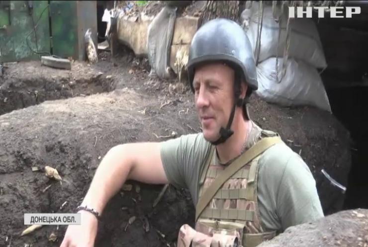 Війна на Донбасі: ветеран спорту захищає кордон України від російської агресії